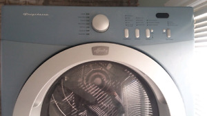 Dryer and non-working washer