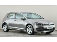 2015 Volkswagen Golf 1.4 TSI Match 5dr Hatchback petrol Manual