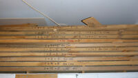 Lumber, Rough Sawn - Various Species- from $3.00 to $7.50 bf