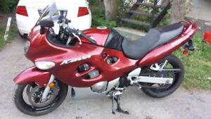 2006 Suzuki Katana 750 18250km