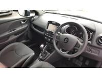2016 Renault Clio 1.2 16V Dynamique Nav 5dr Petrol grey Manual