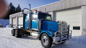 1999 WESTERN STAR TRACTOR, HEAVY SPECS