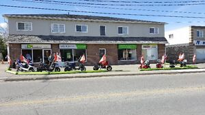 DV Scooters your one Stop Shop for Sales and Service