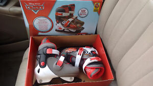 Boys Disney Pixar Cars Skates