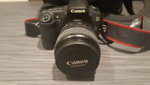 Canon 20D SLR digital camera
