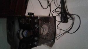 Machine Karaoke avec 7 CD