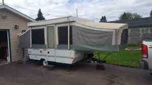 FOR PARTS ONLY - 2001 Jayco Tent Trailer