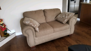 Loveseat (matching full size sofa available too).