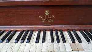 Free piano Kawartha Lakes Peterborough Area image 3