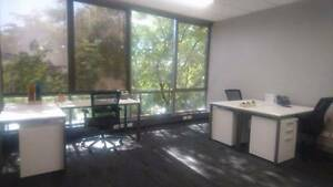 SUNNY SERVICED OFFICE SPACE - FLEXIBLE TERMS AND FULLY FURNISHED Hornsby Hornsby Area Preview