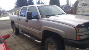 2006 Silverado short box 4x4 no sunroof
