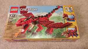 Lego 31032 red creatures Kingston Kingston Area image 1