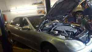 2000 Mercedes Benz S500 S Class - Engine & Transmission