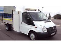 2012 Ford Transit 2.2TDCi 125PS EU5 RWD 350M 350 MWB DRW Tipper