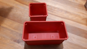 Milwaukee Packout Spare Bins / Spare Inserts