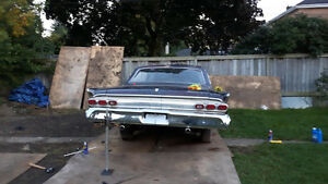 65 FORD MERCURY MARAUDER WITH OWNERSHIP AND SELLERS PACKAGE