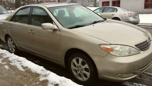 2002 Toyota Camry LE Berline-