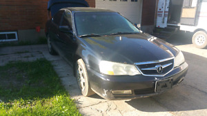 2002 Acura tl type s *new transmission *
