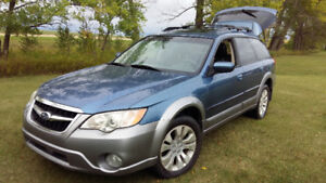 2009 Subaru Outback Limited AWD SUV, Crossover
