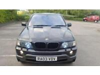 BMW X5 4.6IS V8 Full service history