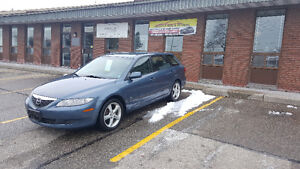2005 Mazda 6 SAFETY AND E-TEST INCLUDE IN THE PRICE !!!