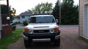 2007 Toyota FJ Cruiser 4WD AT Other