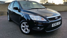 1 OWNER FORD FOCUS 1.6 SPORT, LOW MILEAGE, FSH