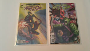 The Amazing Spider-Man Issue #798 Reg Cover and 3 Variant
