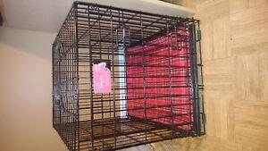 Cage pour chien de petite ou moyenne taille