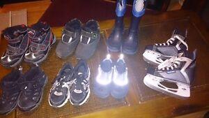 chaussures , bottes, patins, pour garçons
