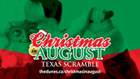 2018 Christmas in August Texas Scramble