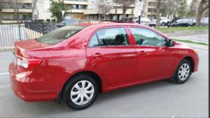 Toyota corolla ce 2013, Sunroof, carproof, Bluetooth. ......