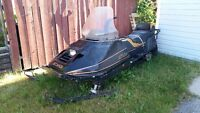 1989 bombardier escapade snowmobile