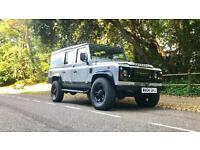 Land Rover Defender 110 van px, swap, export