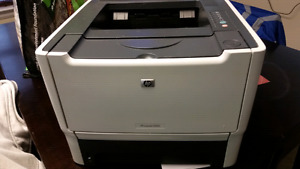 Hp laser jet printer and 2 new ink cartridges