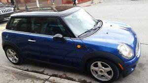 2008 Mini Cooper automatique (prix révisé )