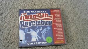 THE ULTIMATE AMERICAN REVOLUTION 2 CD COLLECTION