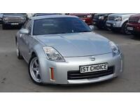 2006 NISSAN 350 Z V6 JUST 34000 MILES FANTASTIC THROUGHOUT 300 BHP MODEL W