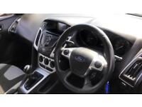 2012 Ford Focus 1.6 Zetec 5dr Manual Petrol Estate