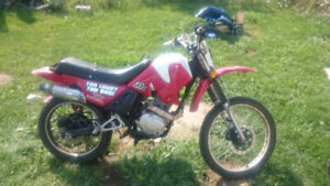 2009 offshore 200 cc air cooled dirtbike with reverse