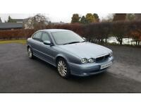 Jaguar X-TYPE Classic 2.0 Diesel MOT JULY Trade in to clear DBD CAR SALES