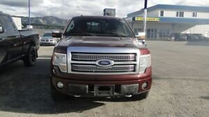 2009 Ford F-150 FX4 4x4 SuperCrew Mwb Platinum