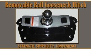 New Mumby Ball Hitch for Ram 3500