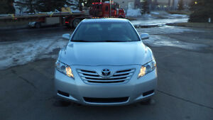 09 Camry- auto - 4dr - LOADED - A/C - NEW TIRES - ONLY 90,000KMS Edmonton Edmonton Area image 4