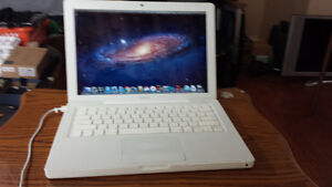 Used MacBook with Intel Core 2 Duo Processor and WiFi for Sale