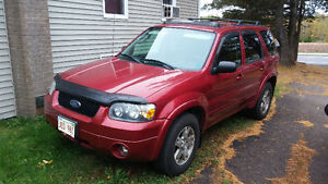 2005 Ford Escape Limted