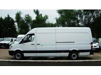2008 MERCEDES BENZ SPRINTER 2.1 CDI LWB Extra High Roof Van NO VAT