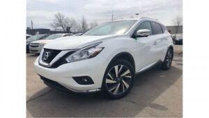 2016 Nissan Murano Platinum AWD - Navigation