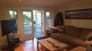 1br - Kitsilano - Private 1br +1ba for rent in August