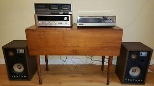 Classic Stereo System Pioneer